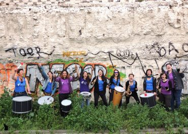 Grupo musical feminista Ashaba