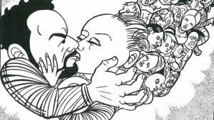 Ilustración poema Jose Luis Piquero