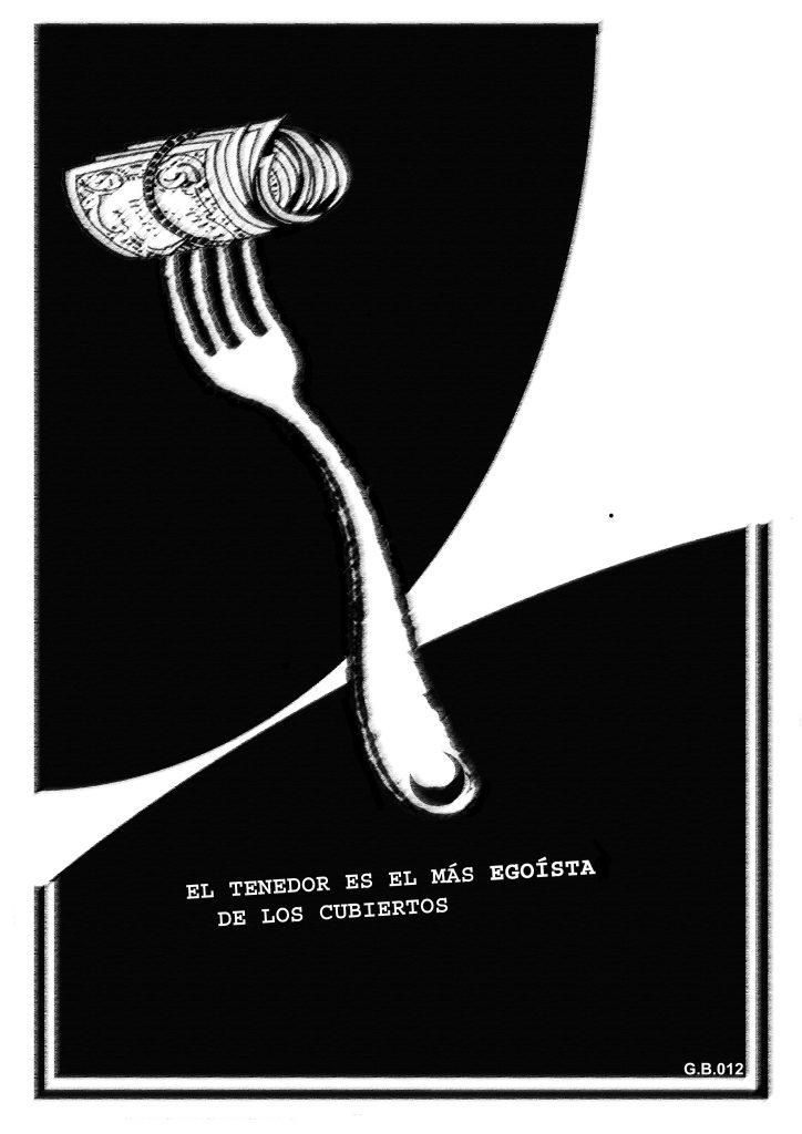"""""""La Implacable Actuación De La Poesía Para Reducir A Un Hombre"""", Por Gsús Bonilla (2 Parte)"""