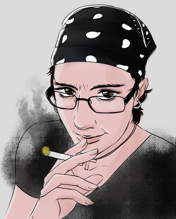 Ana Patricia Moya, Ilustracion de Barbara López