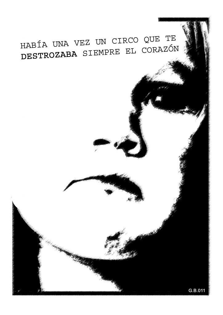 """La Implacable Actuación De La Poesía Para Reducir A Un Hombre"""", Por Gsús Bonilla"""