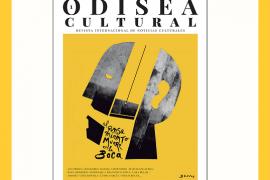 cartel Presentacion revista Odisea Cultural