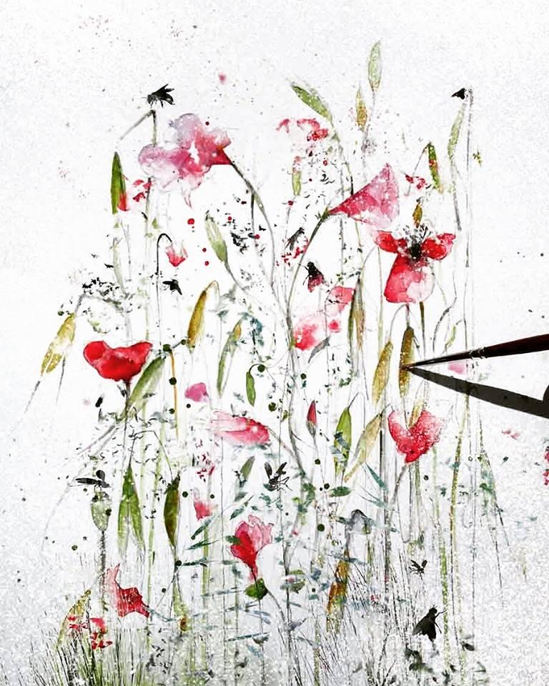 Flor de Primavera_Delphine Labedan