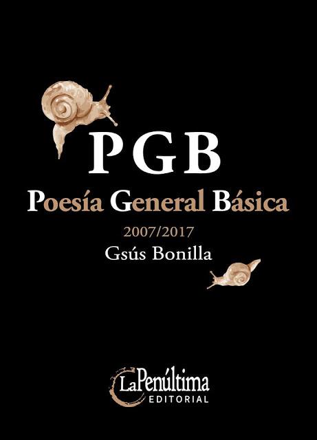 Portada PGB Gsús Bonilla