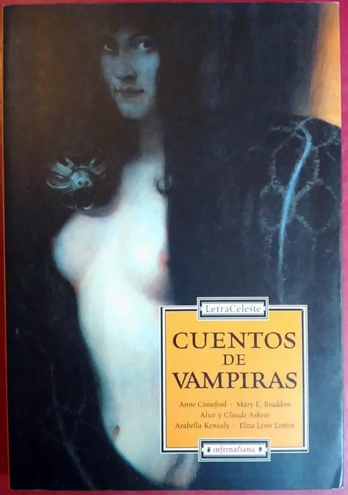 Portada Cuentos Vampiras