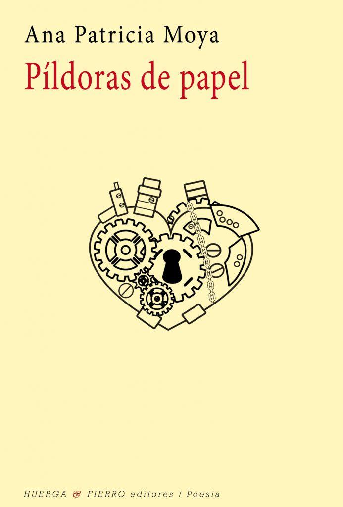 """""""Píldoras de Papel"""" de Ana P. Moya, reseña por Manuel Guerrero"""