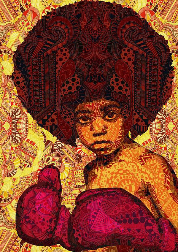 Pattern Poster_Luís Alvés
