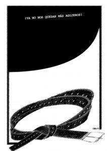 Cuarentaytantas Ocurrencias Ilustradas de Gsús Bonilla. Ilustración 23
