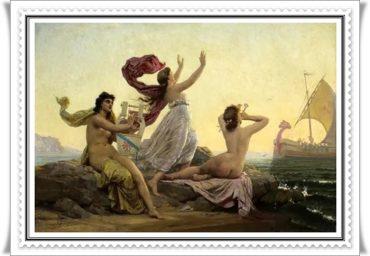 Odisea Cultural, pintura Ulises