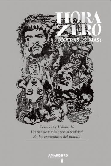 Portada libro Hora Zero