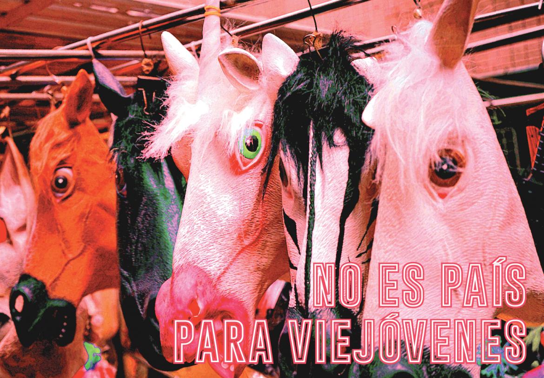 No Es País Para Viejóvenes Carmen Ramos Y Rafael Indi Odisea